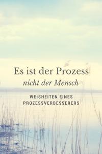 """""""Es ist der Prozess, nicht die Leute"""""""