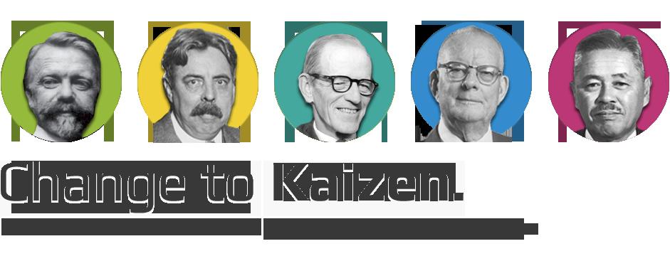 ChangeToKaizen Logo